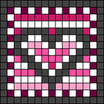 Alpha pattern #78387