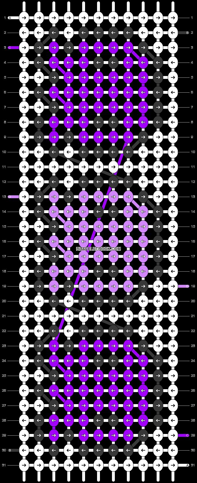 Alpha pattern #78391 pattern