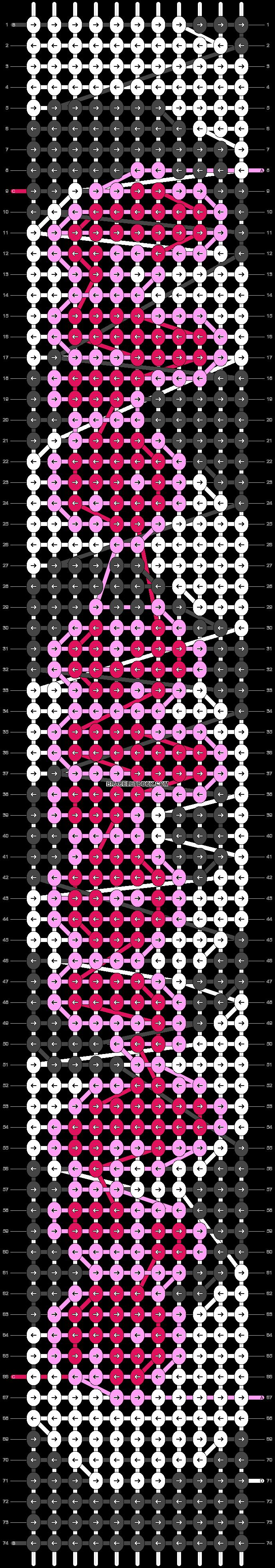 Alpha pattern #78394 pattern
