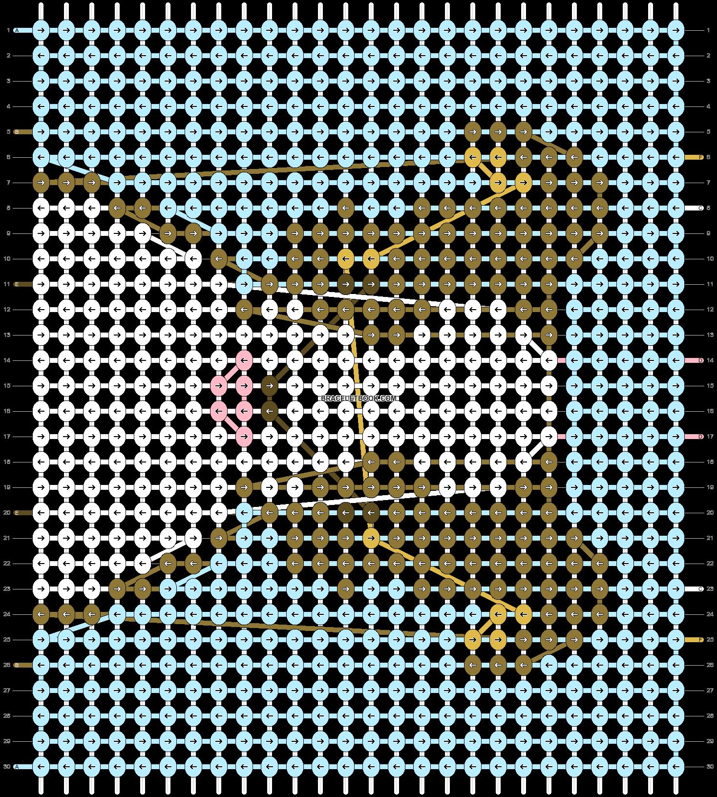 Alpha pattern #78396 pattern