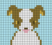 Alpha pattern #78396