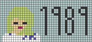 Alpha pattern #78399