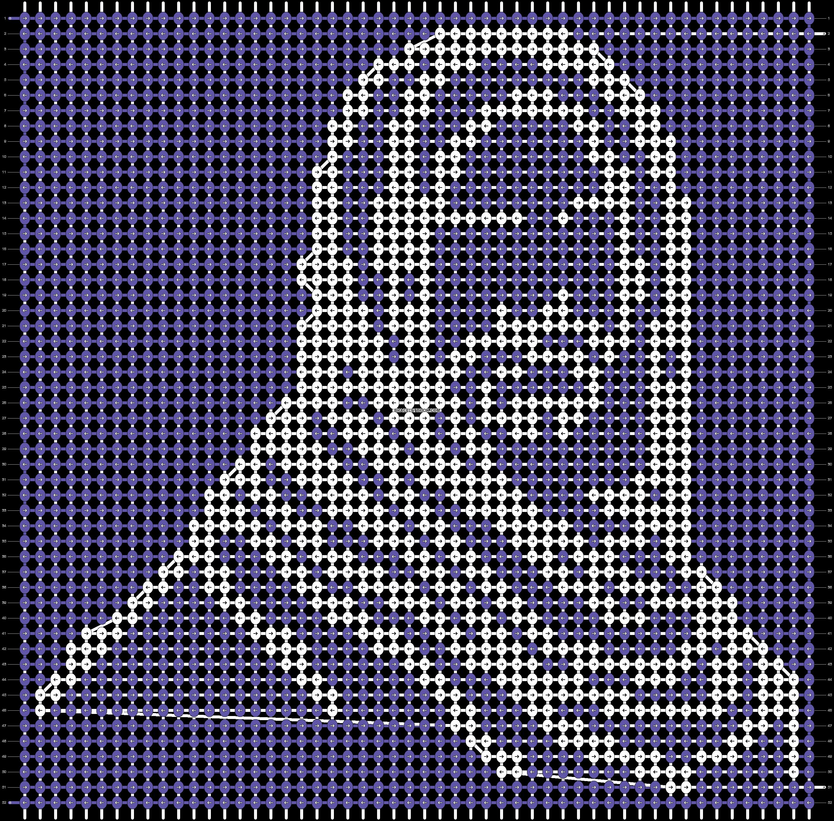 Alpha pattern #78414 pattern