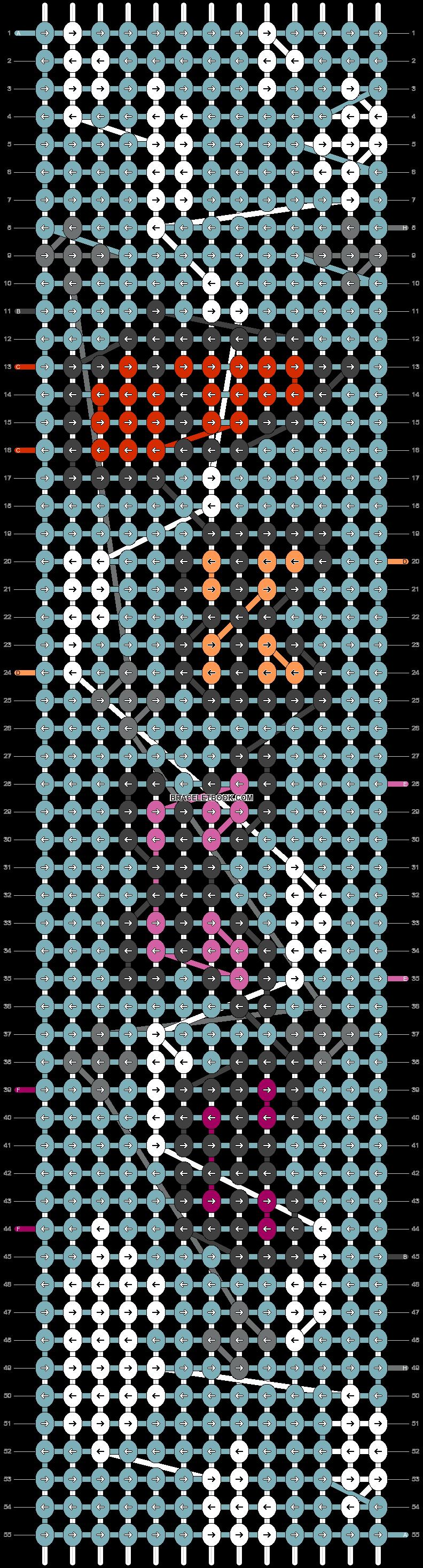 Alpha pattern #78424 pattern