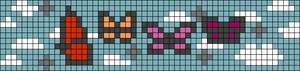 Alpha pattern #78424