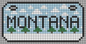 Alpha pattern #78433