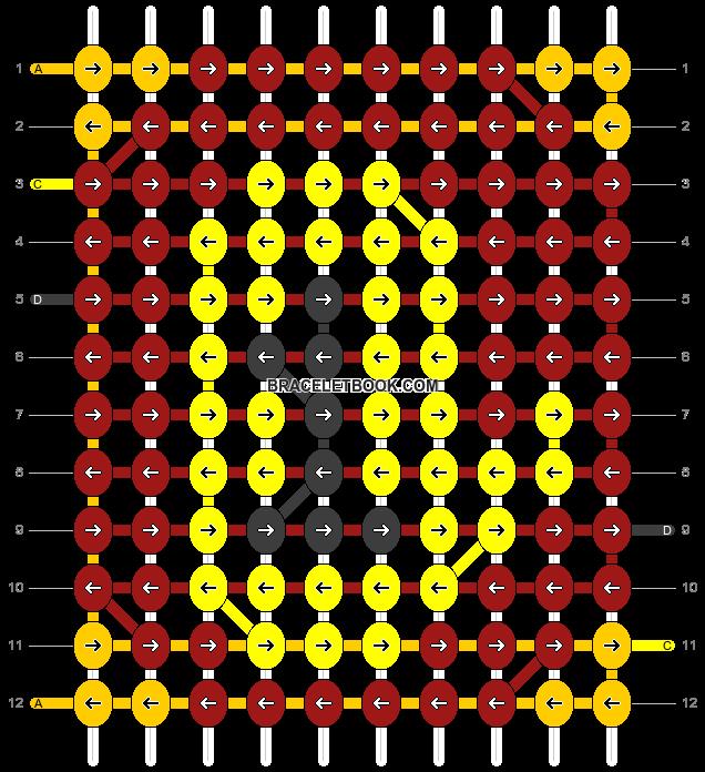Alpha pattern #78441 pattern