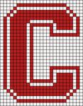 Alpha pattern #78456