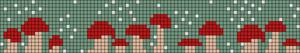 Alpha pattern #78461