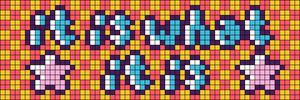 Alpha pattern #78476