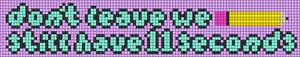 Alpha pattern #78479