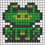Alpha pattern #78489