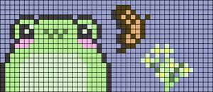 Alpha pattern #78509