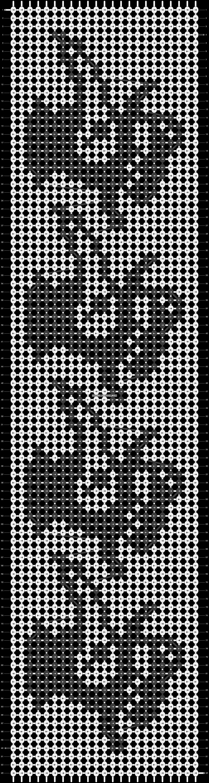 Alpha pattern #78557 pattern