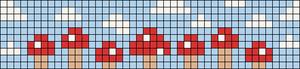 Alpha pattern #78565