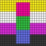 Alpha pattern #78569