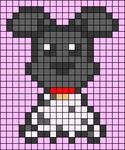 Alpha pattern #78588