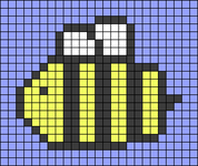 Alpha pattern #78592