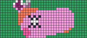 Alpha pattern #78622