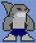 Alpha pattern #78629