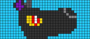 Alpha pattern #78651
