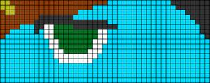 Alpha pattern #78652