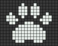 Alpha pattern #78661