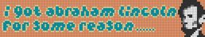Alpha pattern #78673