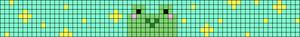 Alpha pattern #78678