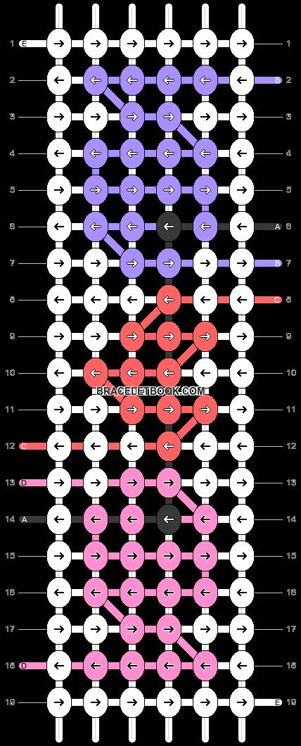 Alpha pattern #78723 pattern