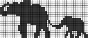 Alpha pattern #78751