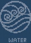 Alpha pattern #78757