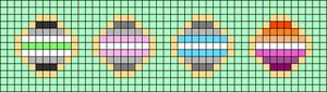 Alpha pattern #78761