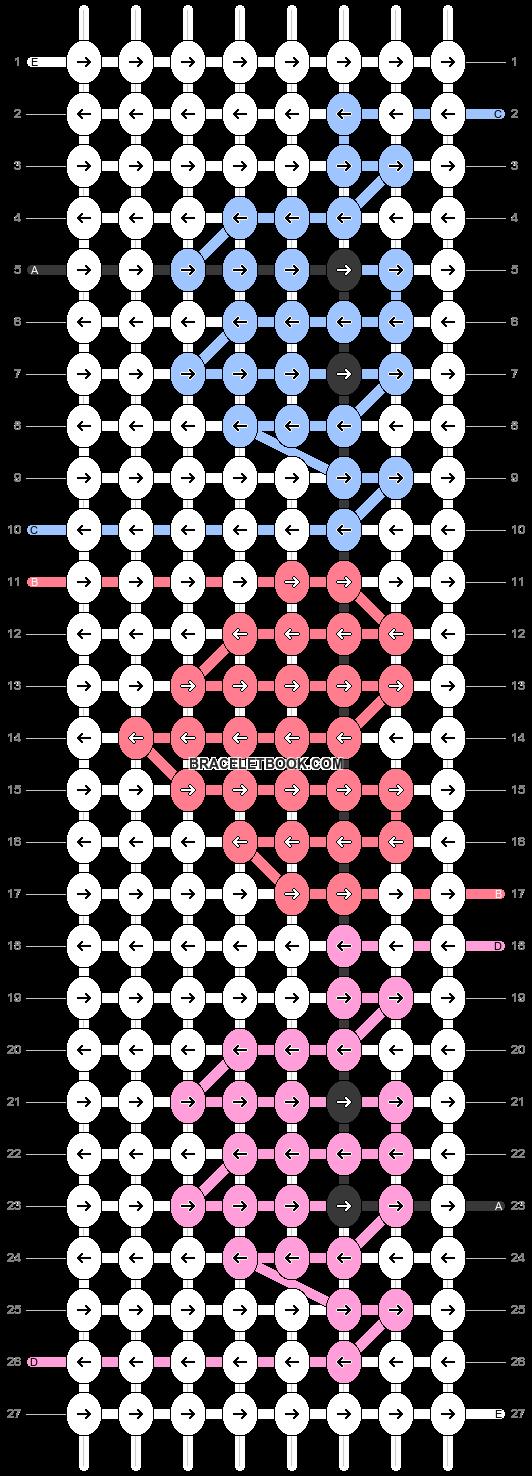 Alpha pattern #78785 pattern