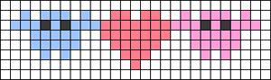 Alpha pattern #78785