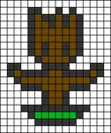 Alpha pattern #78789