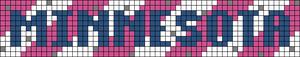 Alpha pattern #78802