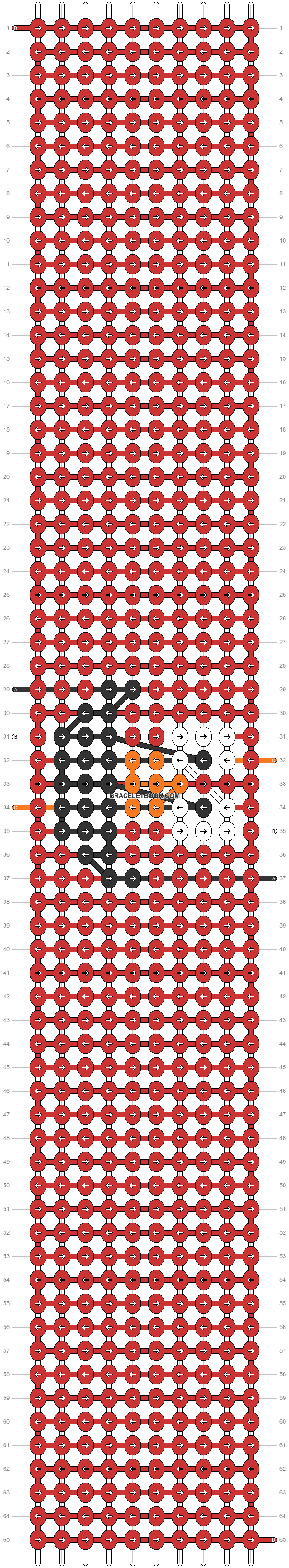 Alpha pattern #78804 pattern