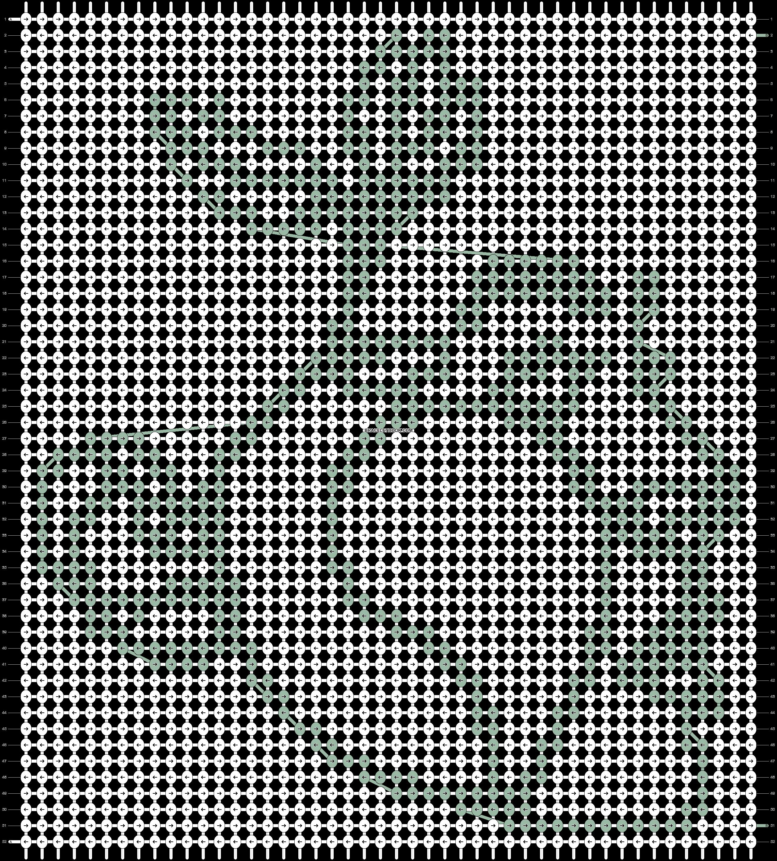 Alpha pattern #78808 pattern