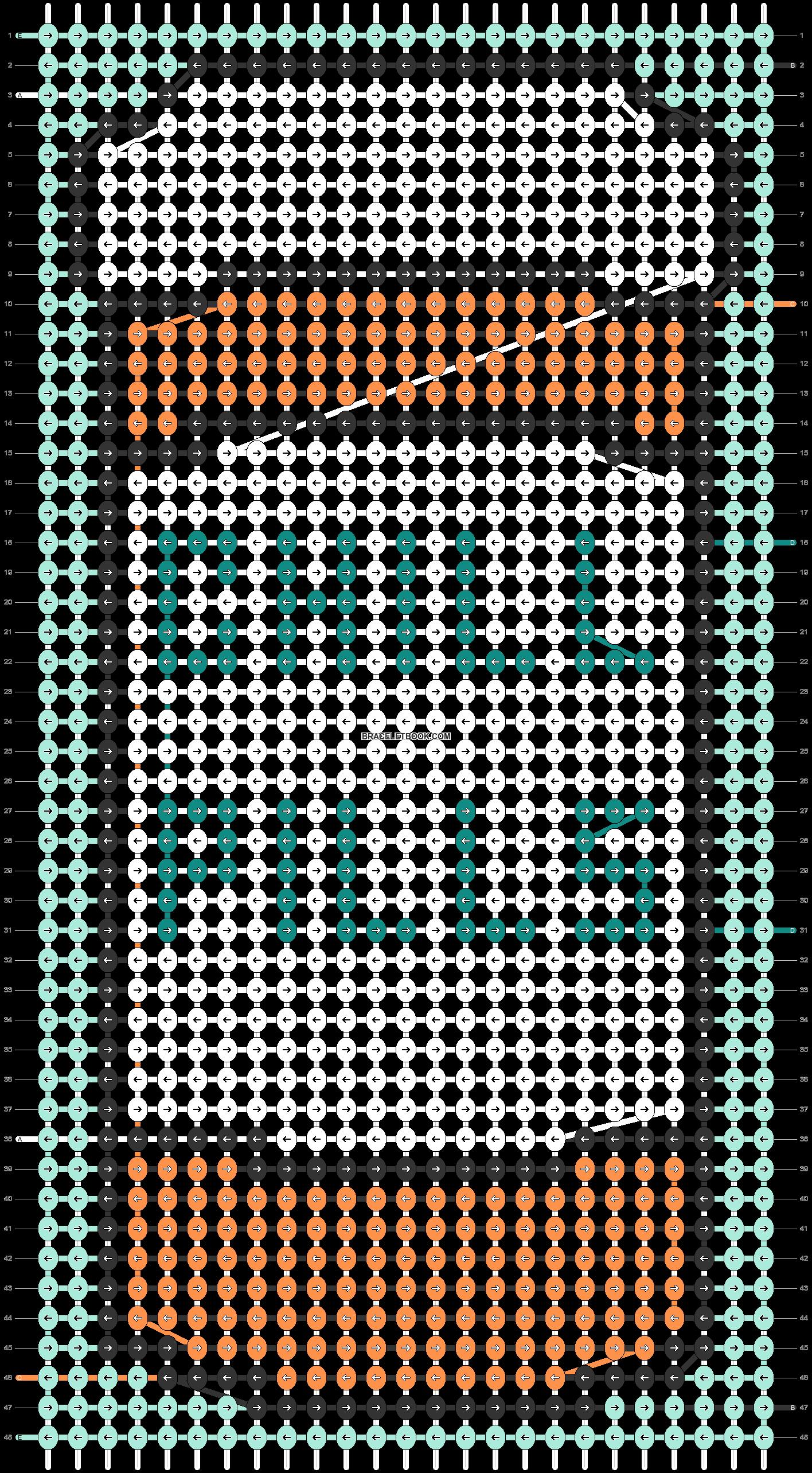 Alpha pattern #78815 pattern