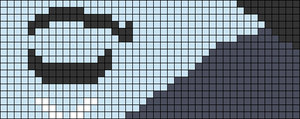 Alpha pattern #78835