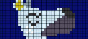 Alpha pattern #78837