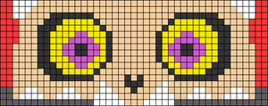 Alpha pattern #78838