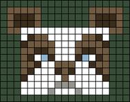 Alpha pattern #78840