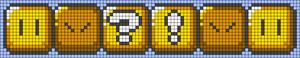 Alpha pattern #78868
