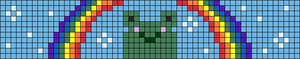 Alpha pattern #78881