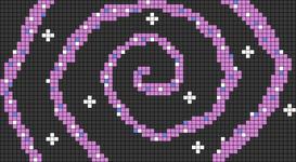 Alpha pattern #78888