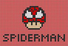 Alpha pattern #78892
