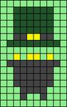 Alpha pattern #78904