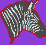 Alpha pattern #78913